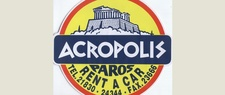 Acropolis Rent a Car
