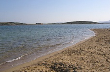 Antiparos Greece Beach