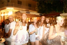 Antiparos Nightlife