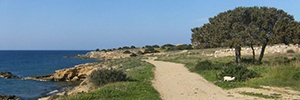 Hiking in Antiparos Greece