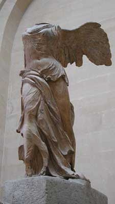 Winged Victory of Samothtace