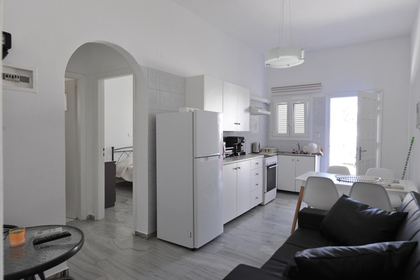 Small apartment 35m²