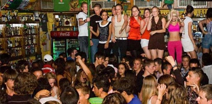 Bar Paros Dancing Bar of Paros