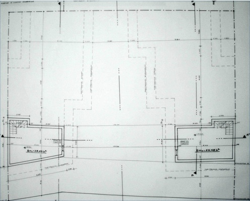 North Side - Basement Plan