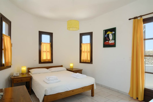 Apartment, self-catering