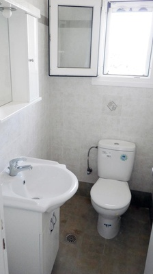 Upper floor - WC