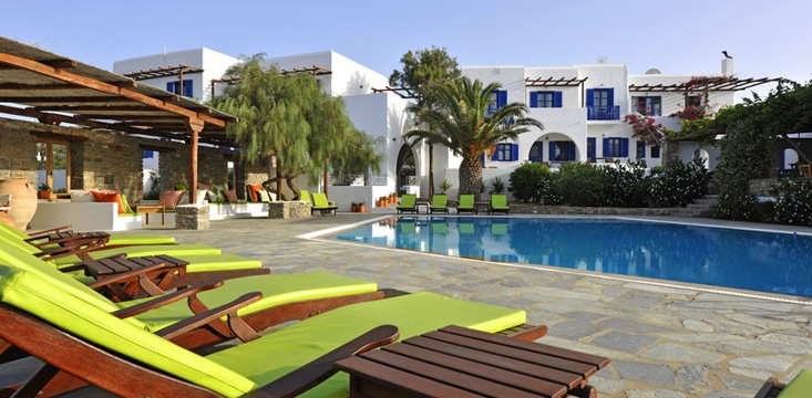 Paros hotel petres boutique hotel in naoussa for Boutique hotel paros