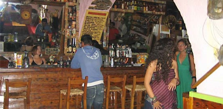 Bar Paros Legendary Bars of Paros