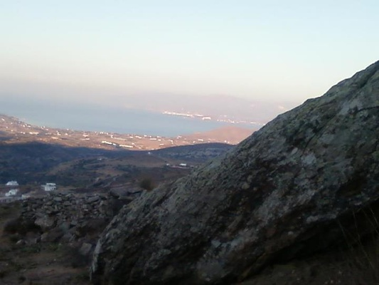 Land in Lefkes area